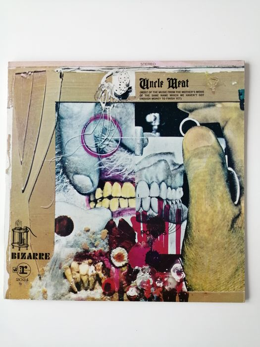 Frank Zappa (& The Mothers of Invention) - Uncle Meat - 2xLP Album (double album) - 1969/1969
