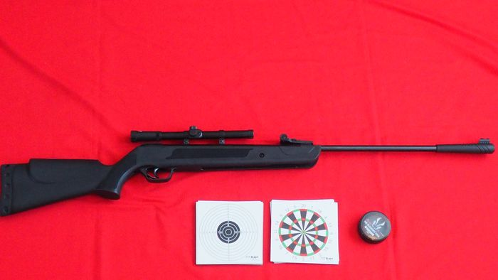 China - SPA Artemis - Sniper LD-LUX - Break Barrel - Luftgewehr - 5.5 Pellet Cal
