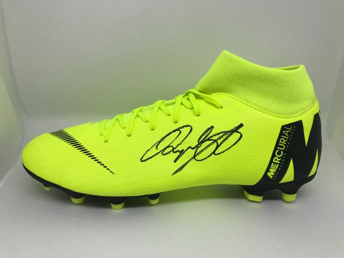 Manchester United - English Premier League - Ryan Giggs - Football Boot