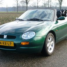MG - F - NO RESERVE - 2001