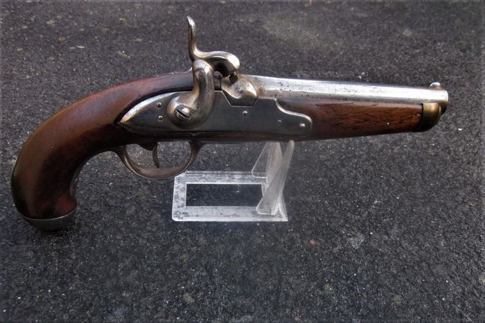 Allemagne - m1850 - Cavalry - Percussions - Pistolet - 18mm