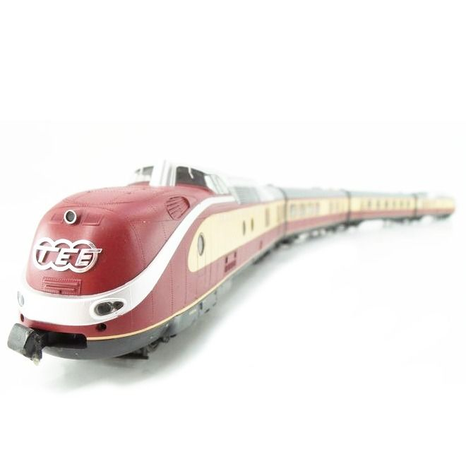 Märklin H0 - 37605 - Convoi - BR VT 11.5 en version TEE - DB