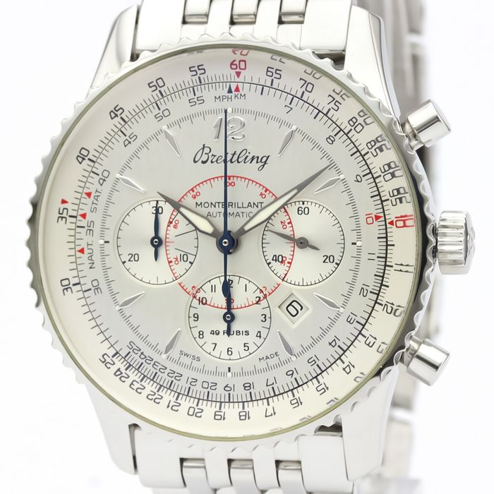 Breitling - Navitimer Montbrillant Serie Speciale 30 M - A41330 - Homme - 2000-2010