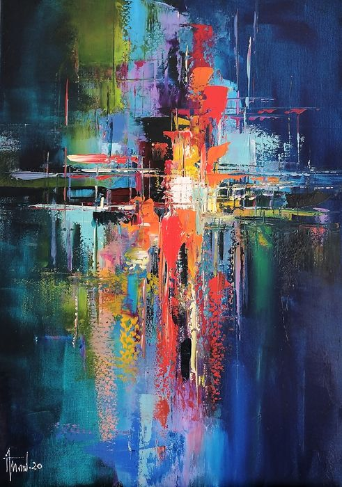 Alfred Anioł - Abstract