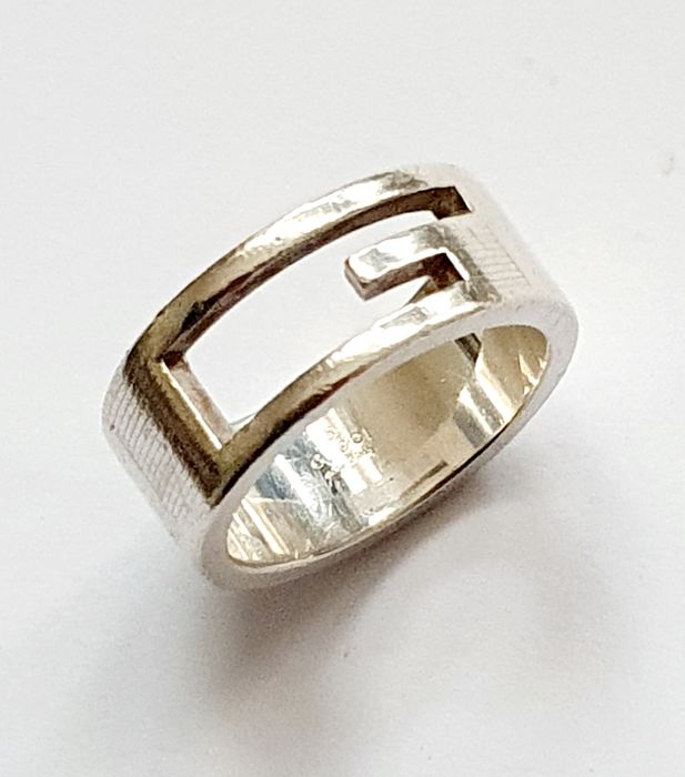 Gucci - 925 Zilver - Ring