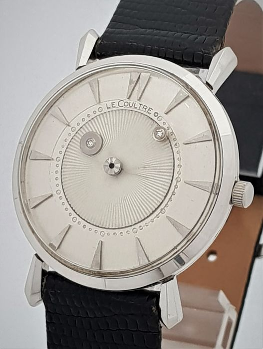 LeCoultre - Solid 14k Galaxy Mystery Dial - Unisexe - 1950-1959
