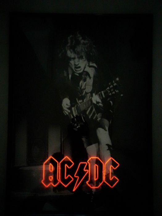 AC/DC, Angus Young - Artwork/ Painting - 2021