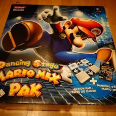 "Nintendo Gamecube - ""Mario Mix Pal Dancing Stage"" Fully Complete - Dans la boîte d'origine"