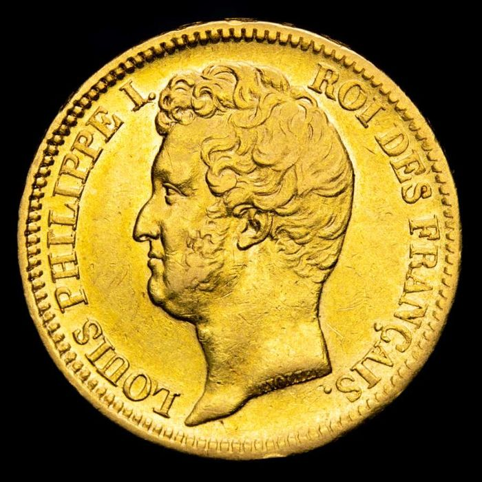 France. Louis Philippe I (1830-1848). 20 Francs 1831-A, Paris