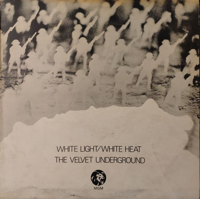Velvet Underground - White Light / White Heat - LP Album - 1971/1971