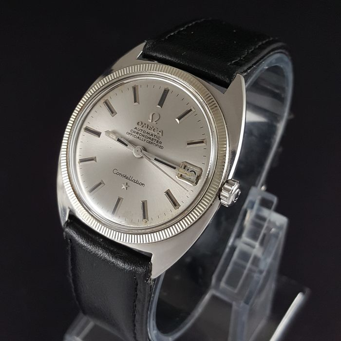 Omega - Constellation Chronometer - Ref. S.F. 168.027 - Homme - 1970