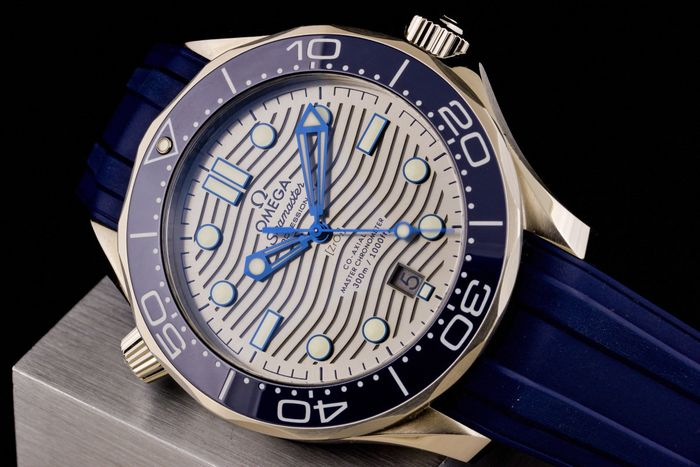 Omega - Seamaster Diver 300 M Co-Axial Master Chronometer new 2020 - 210.32.42.20.06.001 - Homme - 2011-aujourd'hui