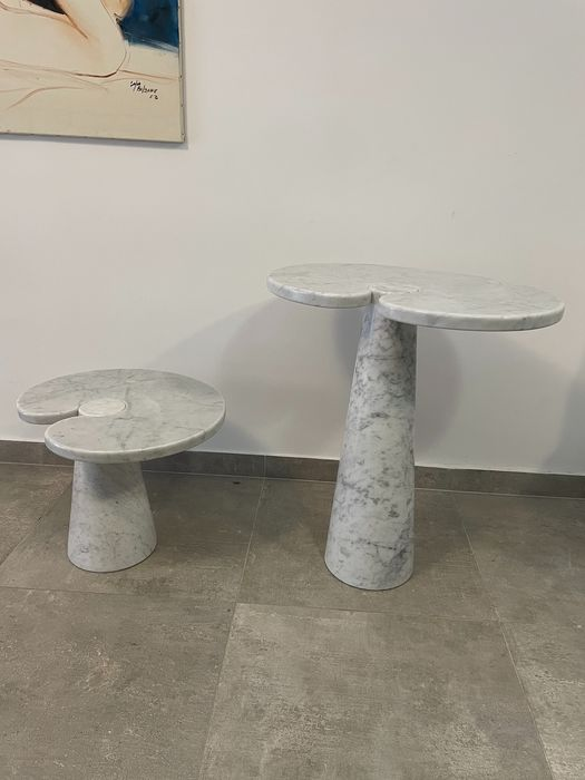 Angelo Mangiarotti - Table d'appoint (2) - eros