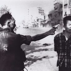 Eddie Adams (1933-2004)/ AP - 'Execution of a Viet Cong officer', Saigon, Vietnam, 1968