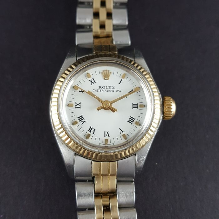 Rolex - Oyster Perpetual - Ref. 6619 - Mujer - 1970-1979