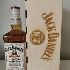 Jack Daniel's 1907 - White Label Australia exclusive - Original bottling - 700ml