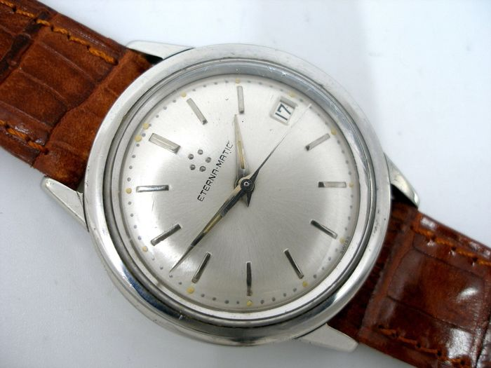 """Eterna-Matic - Automatic 1960's """"NO RESERVE PRICE"""" - 4632933 - Homme - 1960-1969"""
