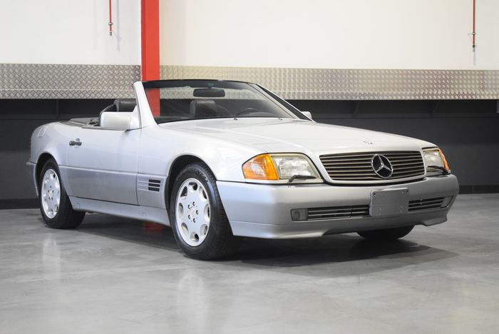 Mercedes-Benz - 500SL Roadster - NO RESERVE - 1994