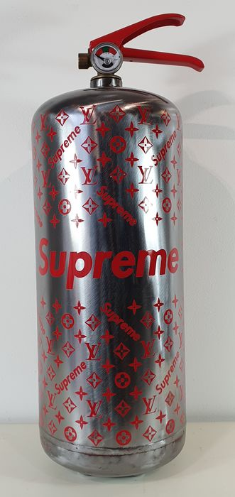 Tox Art - LV SUPREME POLISHED LIMITED EDITION