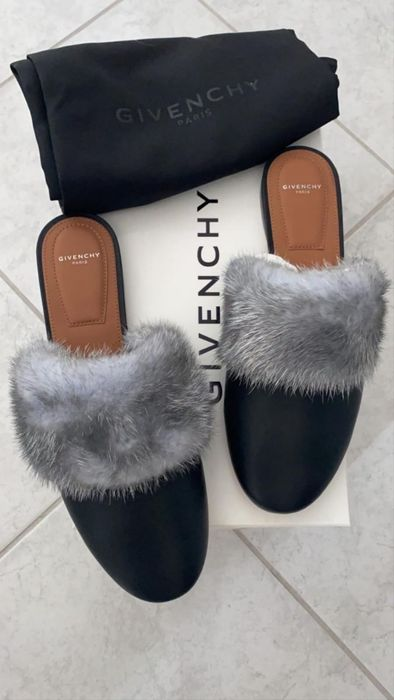 Givenchy - Bedford - Mules - Talla: Zapatos / UE 39