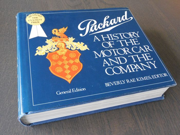 Libros - Packard A history of the motor car and the Company - Packard - 1970-1980