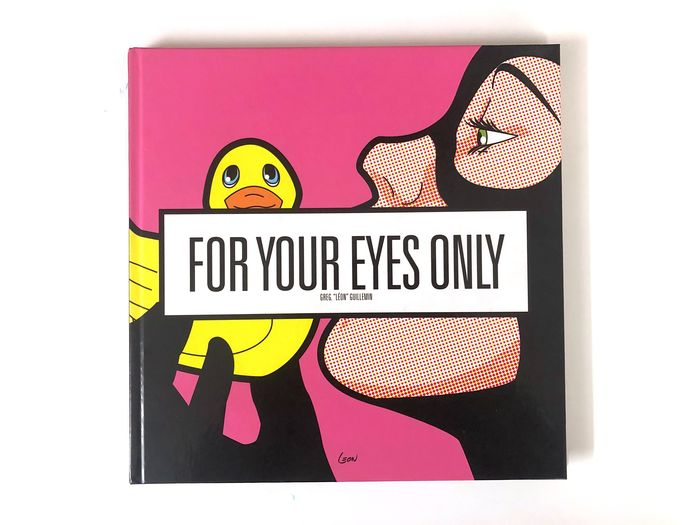 """Greg """"Léon"""" Guillemin - For your eyes only - 2015"""