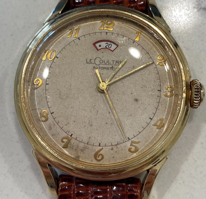 Jaeger-LeCoultre - Power Reserve - No reference number - Homme - 1950-1959