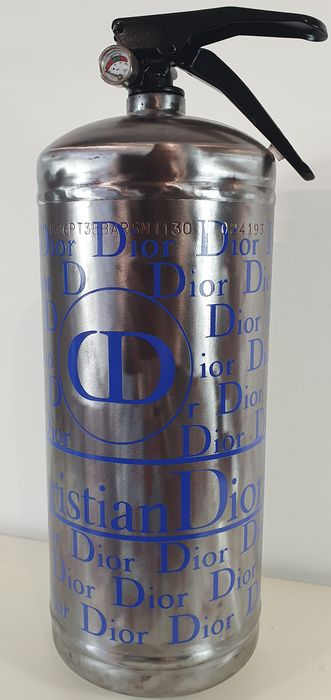 Tox Art - Dior Extinguisher Polished LIMITED EDITION