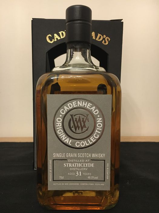 Strathclyde 31 years old - Cadenhead's - 70cl