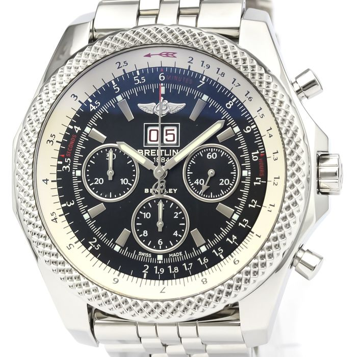 Breitling - for Bentley 6.75 - Ref. A44364 - Homme - 2000-2010