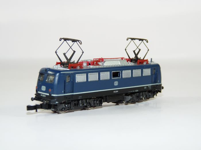 Märklin Z - 8839 - Locomotive électrique - BR 110 - DB