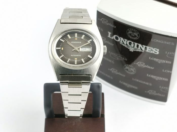 Longines - Automatic Cal l562.1 - Mujer - 1970-1979