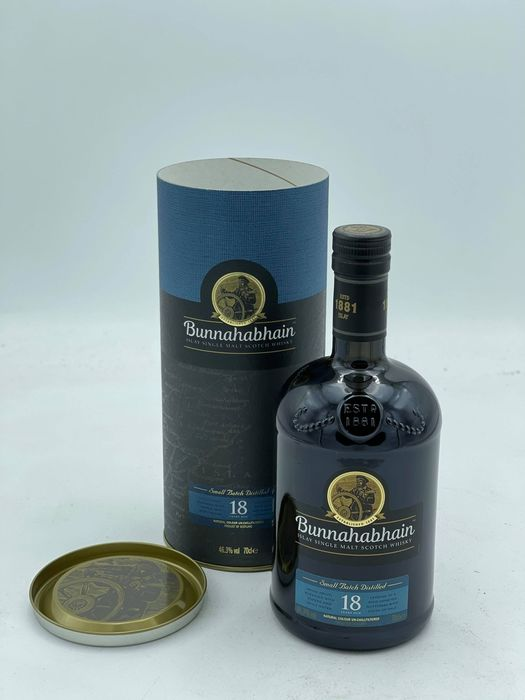 Bunnahabhain 18 years old Small Batch - Original bottling - 70cl