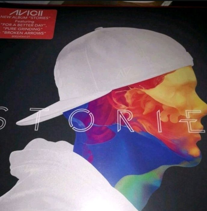 Avici - Stories - Album 2xLP (doppio) - 2015/2015