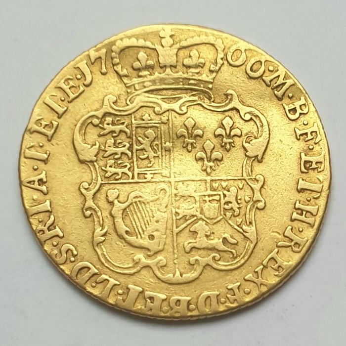 Großbritannien. Guinea 1766 George III London
