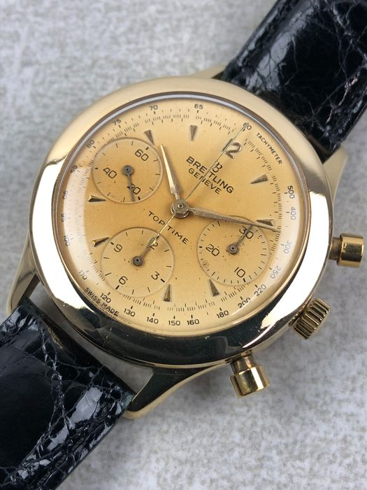 Breitling - Top Time Chronograph - Ref. 3131 - Homme - 1960-1969