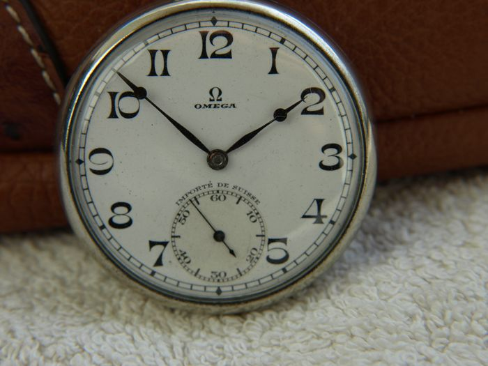 Omega - pocket watch NORESERVE PRICE - 7066808 - Hombre - 1901 - 1949