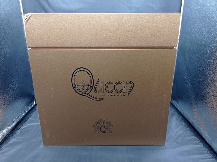 The Queen Exclusive Lot - The Studio Collection (15 Works on 180gr. Coloured Vinyl) - Limited box set, LP Box set - 2015/2015