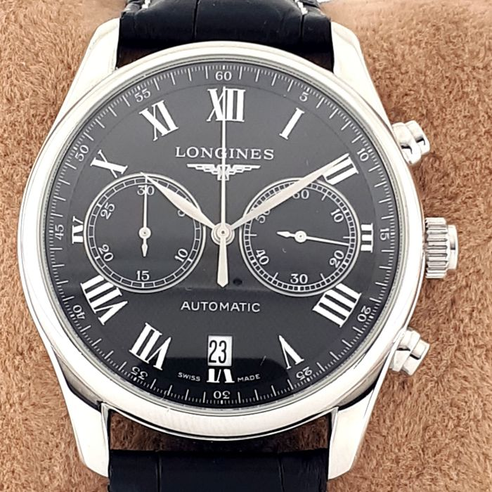 Longines - Master Collection Chronograph - Ref: L2.629.4 - Homme - 2011-aujourd'hui