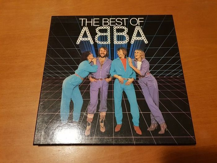 ABBA - The Best Of - LP Boxset - 1982/1982