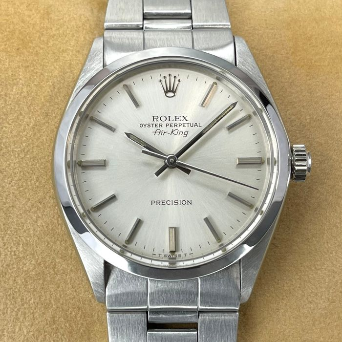 Rolex - Air-King Precision - 5500 - Unisex - 1974