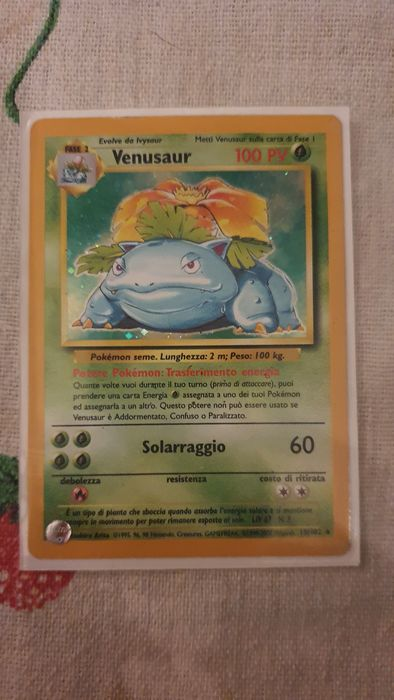 nintendo collection with 13 cards / old holos - Pokémon - Trading card - 1995