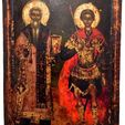 Antique Religious Icons Auction