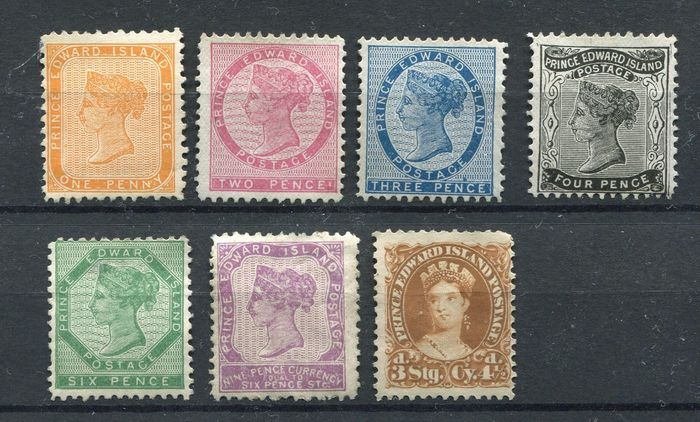 Britische Kolonien 1860/1960 - Collection of a variety of British Colonies starting with classics