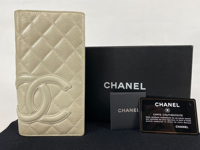 Chanel - Cambon - Women's wallet