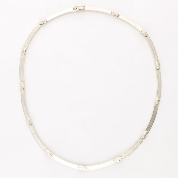 Lapponia 'Labyrinth' - 925 Zilver - Collier