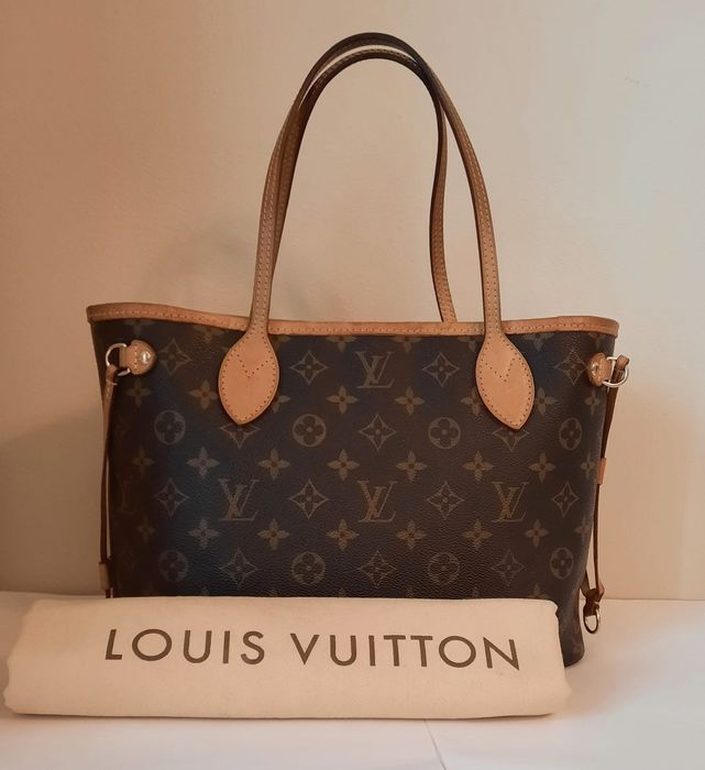 Louis Vuitton - Neverfull - Borsa a spalla