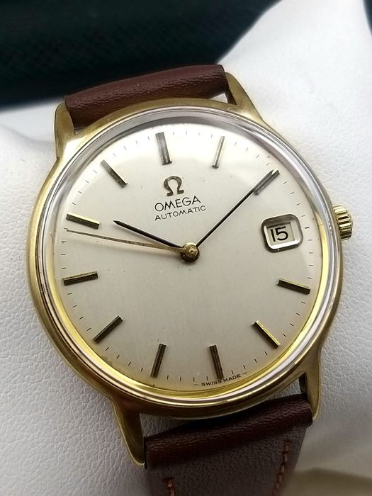 """Omega - Automatic - """"NO RESERVE PRICE"""" - Heren - 1970-1979"""
