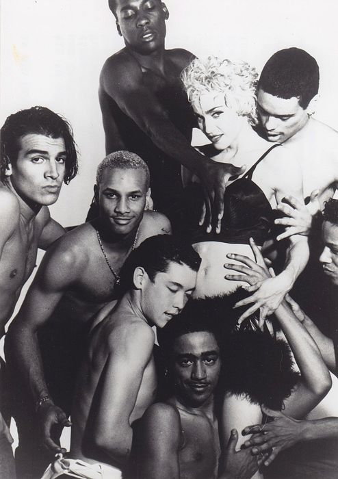 Steven Meisel (1954) - Madonna Truth or Dare ( In Bed with Madonna ) - 1991