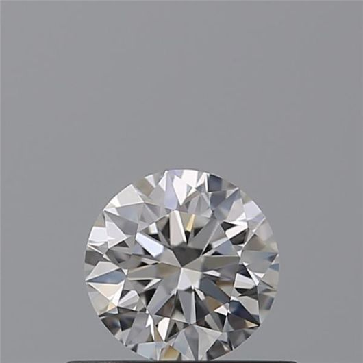 1 pcs Diamante - 0.40 ct - Brillante - E - VVS1